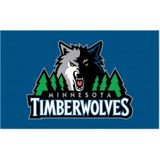 Minnesota Timberwolves 3'x 5' NBA Flag