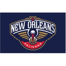 New Orleans Pelicans 3'x 5' NBA Flag