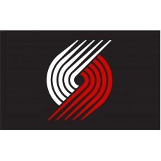 Portland Trail Blazers 3'x 5' NBA Flag