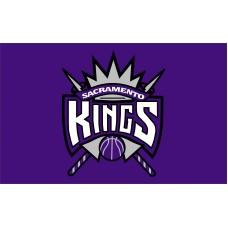 Sacramento Kings 3'x 5' NBA Flag