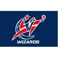 Washington Wizards 3'x 5' NBA Flag