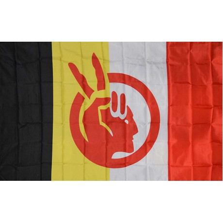 American Indian Movement 3' x 5' Polyester Flag