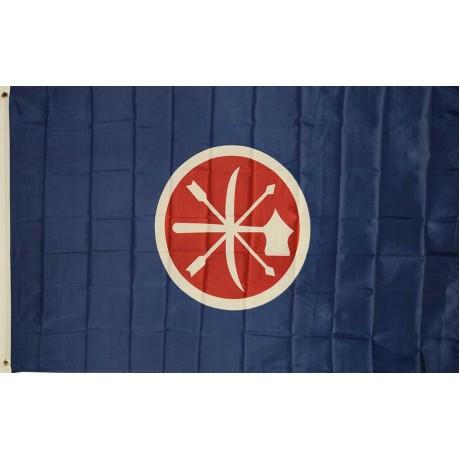 Choctaw Braves 3' x 5' Polyester Flag