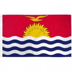 Kiribati Country 3' x 5' Polyester Flag
