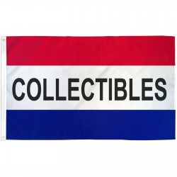Collectibles Patriotic 3' x 5' Polyester Flag