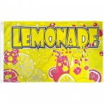 Lemonade 3' x 5' Polyester Flag