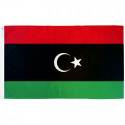 Libya New Kingdom 3' x 5' Polyester Flag