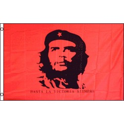 Che Red 3' x 5' Polyester Flag