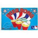 Beer Pong 3'x 5' Poly Flag