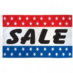 Sale Patriotic Stars 3' x 5' Polyester Flag