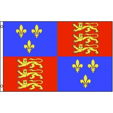 Queen Elizabeth Royalty 3' x 5' Polyester Flag