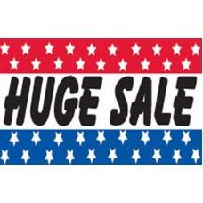 Huge Sale Patriotic Stars 3' x 5' Polyester Flag
