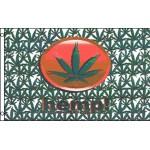 Hemp Marijuana 3' x 5' Polyester Flag