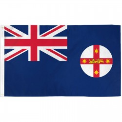 New South Wales 3' x 5' Polyester Flag