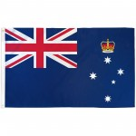 Victoria 3' x 5' Polyester Flag