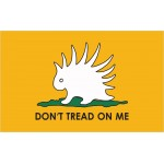 Libertarian Party Don't Tread On Me 3'x 5' Flag