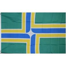 Portland City  3' x 5' Polyester Flag