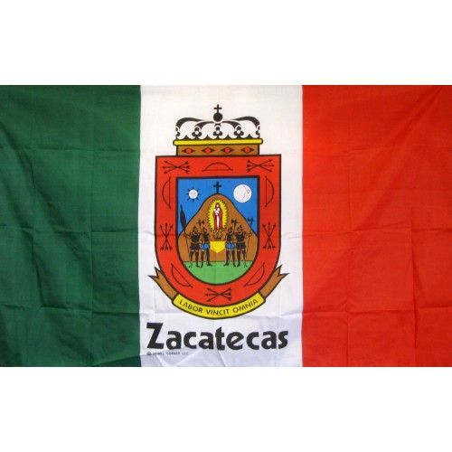 Zacatecas Mexico State 3 X 5 Country Flag F 1747 By