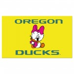 Oregon Ducks 3'x 5' College Flag