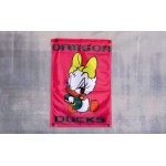 Oregon Ducks 13-inch by 18-inch College Garden Banner