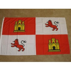 Spain Lions & Castle 3'x 5' Country Flag
