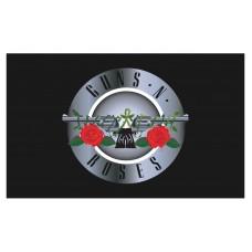 Guns N Roses Novelty Music 3'x 5' Flag