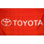 Toyota Automotive Logo 3'x 5' Flag