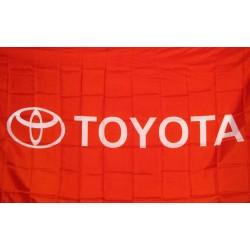 Toyota Automotive Logo 3'x 5' Flag