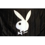 Playboy Bunny Black & White 3'x 5' Flag