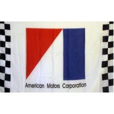 AMC Checkered 3'x5' Flag