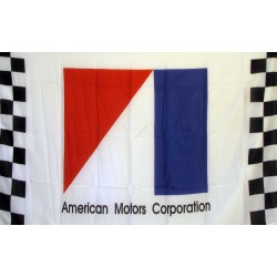 AMC Checkered 3'x5' Flag