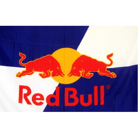 Red Bull Premium 3'x 5' Flag
