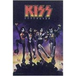 Kiss Destroyers 3' x 5' Polyester Flag