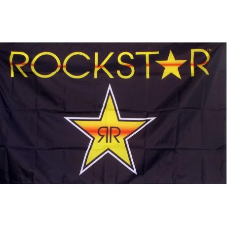 Rockstar Premium 3'x 5' Flag