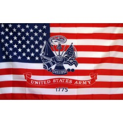 Army USA 3'x 5' Economy Flag