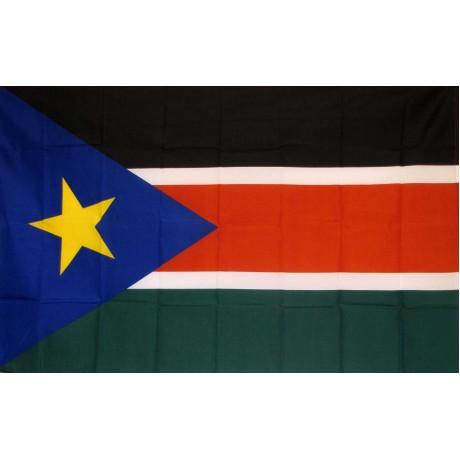 South Sudan 3'x 5' Country Flag