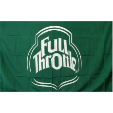 Full Throttle 3'x 5' Flag
