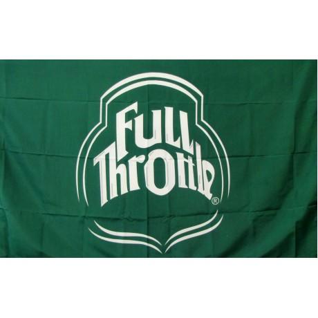 Full Throttle 3'x 5' Flag