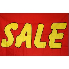 Sale Red Yellow 3' x 5' Polyester Flag