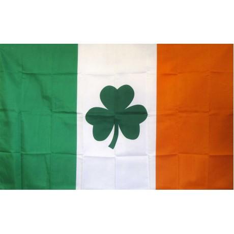 Ireland Shamrock 3'x 5' Polyester Flag