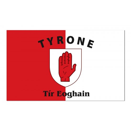 Tyrone Ireland County 3 X 5 Country Flag F 1785 By