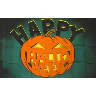 Happy Halloween 3' x 5' Polyester Flag