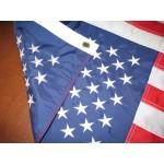 6'x10' Nylon Embroidered American Flag