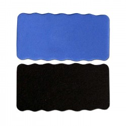 Magnetic Ripple Sided Dry Erase Eraser