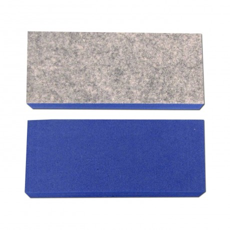 "2"" x 4 3/4"" Closed Cell Foam Eraser"