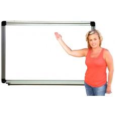 "48""x 72"" Aluminum Framed Magnetic Dry Erase Board"