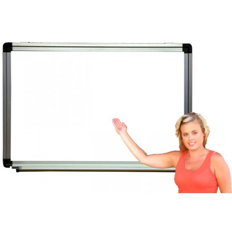 "36"" x 60"" Aluminum Framed Magnetic Dry Erase Board"