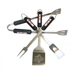 Baltimore Orioles 4 Piece BBQ Set