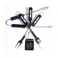 New York Yankees 4 Piece BBQ Set