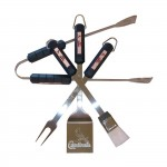 St. Louis Cardinals 4 Piece BBQ Set